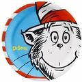 cat in the hat plates