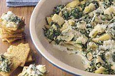 PHILLY Spinach Artichoke Dip recipe