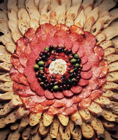 Food For Party Platter  recipes | Antipasto Platter with Roasted Tomatoes | 4 DIY Party Platters | Real ...