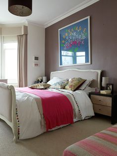 Bedroom Decorating Ideas: Lightening Up