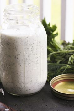 Fabulous Homemade Ranch Dressing