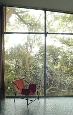 Cadeiras da Casa de Vidro, Lina Bo Bardi