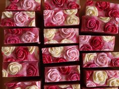 Soap Rose Tops