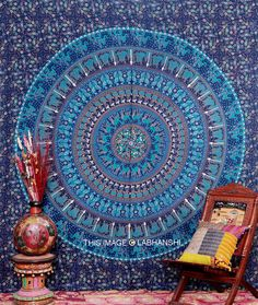 Inexpensive tapestries