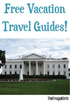 FREE Travel Guides for your Family Vacation or Summer Trip!