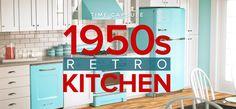 Time Capsule: 1950s Retro Kitchen