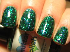 Smitten Polish | I Feel... Wicked