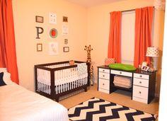 color, project nurseri, nurseri idea