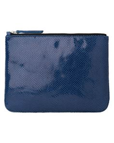Albi Leather Clutch