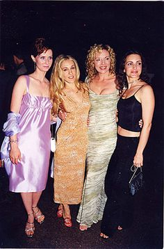 1999 Sex and the City party.