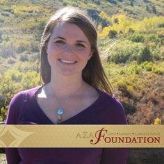 Jessica Green, Zeta Eta, Martha Green Dimond Scholarship