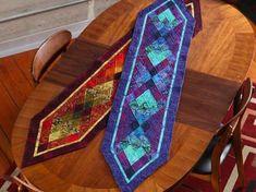 Diamond Life Table Runner Quilt Kit