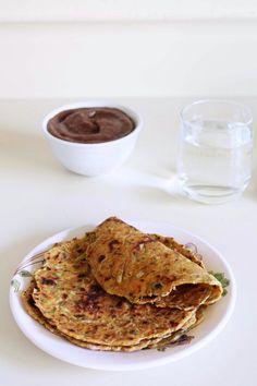 Lauki Thepla Recipe – Bottle-gourd Thepla – Doodhi Thepla