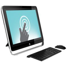"The HP Pavilion H109 23"" Touchscreen All-In-One PC"