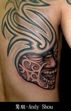 Atayal, also known as the Tayal, which is one tribe of Taiwanese aborigines #totem #tattoo