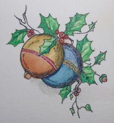 christma card, christma watercolor, watercolor christma, painted christmas cards