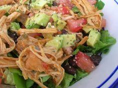 Slow Cooker Bajio Chicken from SixSistersStuff.com #Recipe #Dinner #Maindish