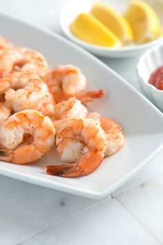 Ridiculously Easy Roasted Shrimp Cocktail Recipe from www.inspiredtaste.net