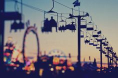 sky, calgary stampede, summer bucket lists, carnival, sunset, daytona beach, summer nights, santa cruz, state fair