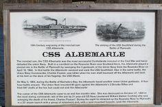 CSS Albemarle (Confederate submarine)