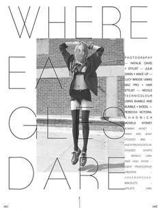 Where Eagles Dare | Volt Café | by Volt Magazine