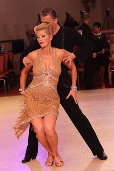 The Rumba, danced by Mikolay Czarnecki and Charlene Proctor at the 2013 First Coast Classic in Jacksonville, Florida.  Photo by Stephen Marino.