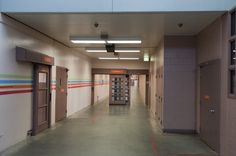 NCCF's Hallways