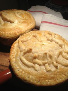 I'm over at Mademoiselle Slimalicious today with my recipes for I Love You Chicken Pies and Strawberry Balsamic Delight. Mmmm!