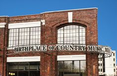 Birthplace of Country Music Museum - Bristol, VA