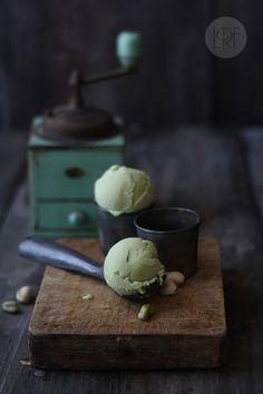 Pistachio Ice Cream | la receta de la felicidad