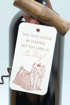 I confess I've purchased wine just because the label was great.  It works out... mostly...