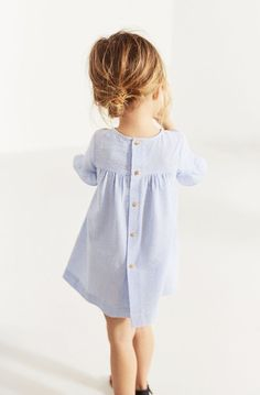 Zara Kids Striped Dr