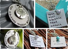 $10 Beautiful Custom Made Necklace - 2 Styles! Personalize However You'd Like! at VeryJane.com