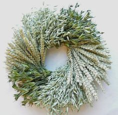 Dried Wreaths Great Plains