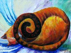 Tail Meditation - Elisheva Nesis