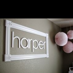 again love the framing such a great and easy diy