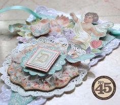 """See more details of Susan's """"Dream"""" banner using Sweet Sentiments by clicking the photo #graphic45"""