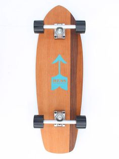 Hess Skateboard - Surf Check