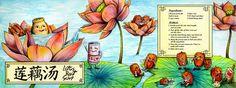 Lotus Root Soup<span class='title_artist'> by shir wen sun</span>