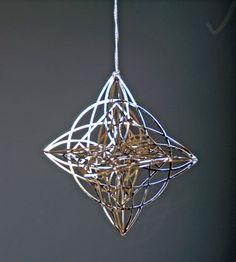 Luxfer Prism Ornament 3D