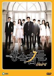 [TV Series] The inheritors (상속자들) / DVD INHERITORS [KOREAN]