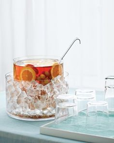 punch bowl ice