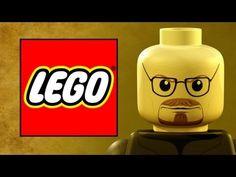 Convierten Breaking Bad en un videojuego de LEGO