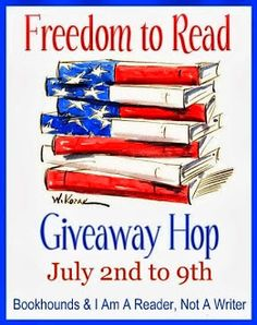 Freedom to Read #Giveaway Hop - ENDED
