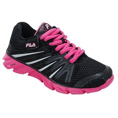 She will surely love this pop of pink!  Girls Swyft by FILA  SKU# 721534  On Sale Now $29.99  http://www.rackroomshoes.com/product/fila/swyft/3103.721534.html