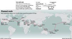 Graphic: Around the world