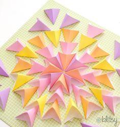 DIY Origami Art