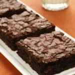 Flourless Brownies Sugar Free