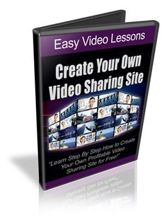 Create Niche Video Sites And Profit From Them