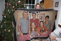 photo blanket, gift ideas, photo gifts